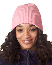 UltraClub 8135 Women Waffle Beanie at GotApparel