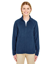 UltraClub 8181 Women Cool & Dry Full-Zip Micro-Fleece at GotApparel