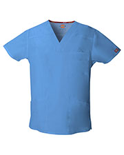 Dickies Medical 81906 Men s V-Neck Top at GotApparel