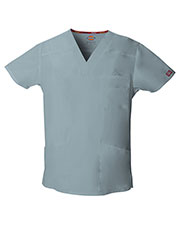 Dickies Medical 81906 Men s V-Neck Top at GotApparel