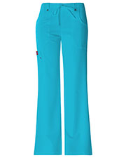 Dickies Medical 82011T Women Mid Rise Drawstring Cargo Pant at GotApparel
