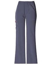 Dickies Medical 82012P Women Mid Rise Pull-On Cargo Pant at GotApparel