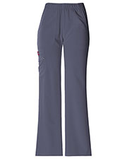 Dickies Medical 82012T Women Mid Rise Pull-On Cargo Pant at GotApparel