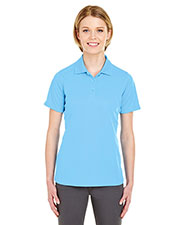 UltraClub 8210L Women's Cool & Dry Mesh Pique Polo at GotApparel