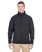 UltraClub 8265 Men Soft Shell Jacket at GotApparel