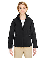 UltraClub 8265L Women Soft Shell Jacket at GotApparel