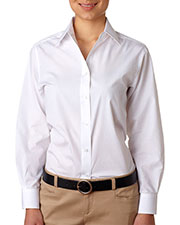 UltraClub 8331 Women Performance Poplin at GotApparel