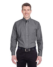 UltraClub 8340 Men Wrinkle Free EndonEnd at GotApparel