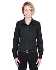 UltraClub 8355L Women Easy Care Broadcloth at GotApparel