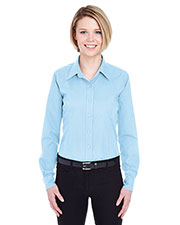 Ultraclub 8355L Women Easycare Broadcloth at GotApparel