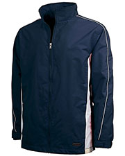 Charles River Apparel 8367 Youth Pivot Zippered Pocket Jacket at GotApparel