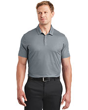 Nike 838964 Men Dri-FIT Embossed Tri-Blade Polo. at GotApparel