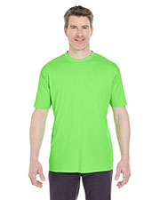 UltraClub 8420 Men Cool & Dry Sport Performance Interlock Tee at GotApparel