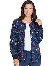 84300C Snap Front Warm-Up Jacket at GotApparel