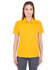 UltraClub 8445L Women's Cool & Dry Stain-Release Performance Polo at GotApparel