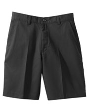 Edwards 8459 Women's Moisture Wicking Flat Front Short at GotApparel