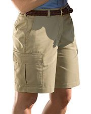 Edwards 8473 Women's Moisture Wicking Flat Front Cargo Short at GotApparel