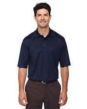 Extreme 85092 Men's Eperformance™ Jacquard Pique Polo at GotApparel