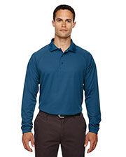 Extreme 85099 Men Eperformance Long Sleeve Pique Polo at GotApparel