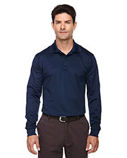 Extreme 85111T Men Eperformance Tall Armour Snag Protection Long Sleeve Polo at GotApparel