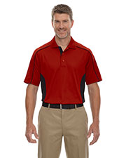 Extreme 85113T Men Eperformance Tall Fuse Snag Protection Plus Colorblock Polo at GotApparel