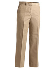Edwards 8519 Women Moisture Wicking Business Casual Flat Front Pant at GotApparel