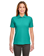 UltraClub 8530 Women's Classic Pique Polo at GotApparel