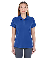 Ultraclub 8550L Women Basic Pique Polo at GotApparel