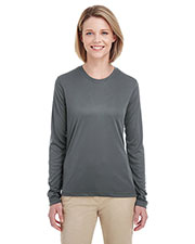 Ultraclub 8622W Women Cool & Dry Performance Long-Sleeve Top at GotApparel