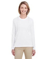 UltraClub 8622W  Ladies' Cool & Dry Performance Long-Sleeve Top at GotApparel