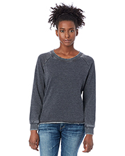 Alternative Apparel 8626F Women Ladies' Lazy Day Pullover at GotApparel