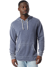 Alternative Apparel 8629F Men School Yard Hoodie at GotApparel