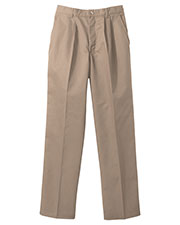 Edwards 8679 Women Moisture Wicking Zipper Casual Chino Pant at GotApparel