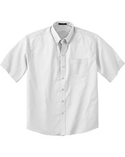Ash City 87023 Men Short Sleeve Shirt With Teflon at GotApparel