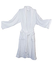 Alpine Fleece 8723  Mink Touch Luxury Robe at GotApparel