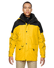 North End 88006 Men 3in1 Two-Tone Parka at GotApparel