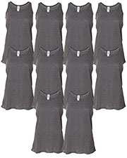 Bella + Canvas B8800 Women Flowy Racerback Tank 10-Pack at GotApparel