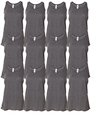 Bella + Canvas B8800 Women Flowy Racerback Tank 12-Pack at GotApparel