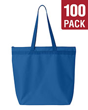 Liberty Bags 8802 Women Melody Largetote 100-Pack at GotApparel