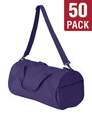 Liberty Bags 8805 Unisex Barrel Duffel 50-Pack at GotApparel