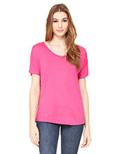 Bella + Canvas 8816T Women Slouchy T-Shirt at GotApparel