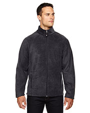 North End 88172T Men Tall Voyage Fleece Jacket at GotApparel