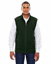 North End 88173 Men Voyage Fleece Vest at GotApparel