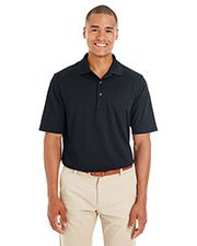Ash City 88181P  Men's Origin Performance Piqué Polo With Pocket at GotApparel