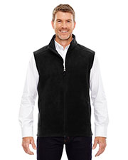 Core 365 88191 Men Journey Fleece Vest at GotApparel