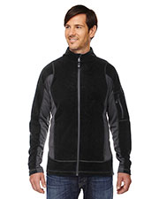 North End 88198 Men Generate Textured Fleece Jacket at GotApparel