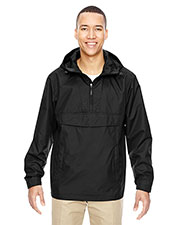 North End 88219 Men Excursion Intrepid Lightweight Anorak at GotApparel