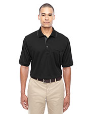 Core 365 88222 Men Harriton Motive Performance Pique Polo with Tipped Collar at GotApparel