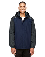 Core 365 88225 Men Inspire Colorblock All Season Jacket at GotApparel