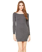 Bella + Canvas 8822 Women Lightweight Sweater Dress at GotApparel